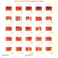 John CALE The Academy In Peril